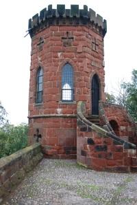 Laura's Tower, Shrewsbury