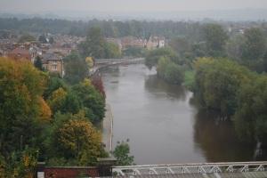 Severn River, Shrewsbury