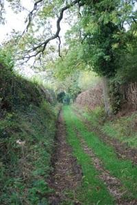 bridlepath, Seighford