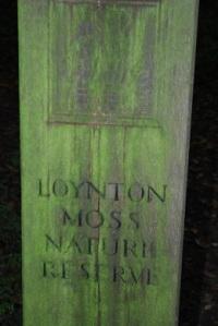 Loynton Moss nature reserve