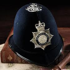 police helmet