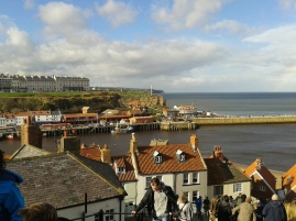 From the abbey steps - Whitby