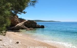 Beautiful Hvar where I learned to swim