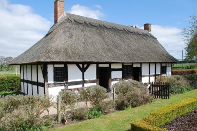 Izaak Walton's Cottage, Shallowford, near Stafford