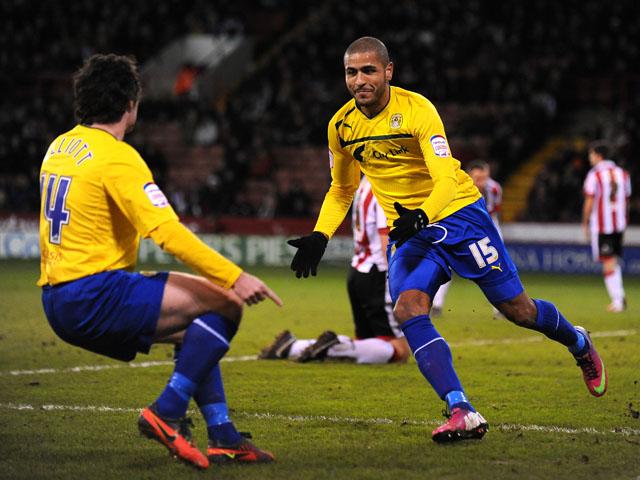 Want-away striker? Leon Clarke