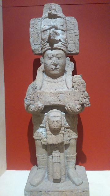 Mayan artefact