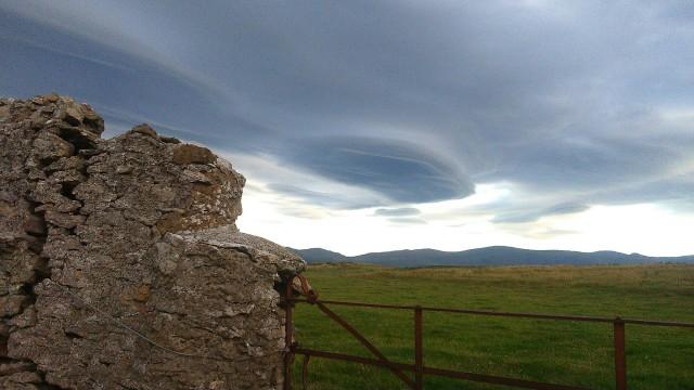 UFO/Cloud