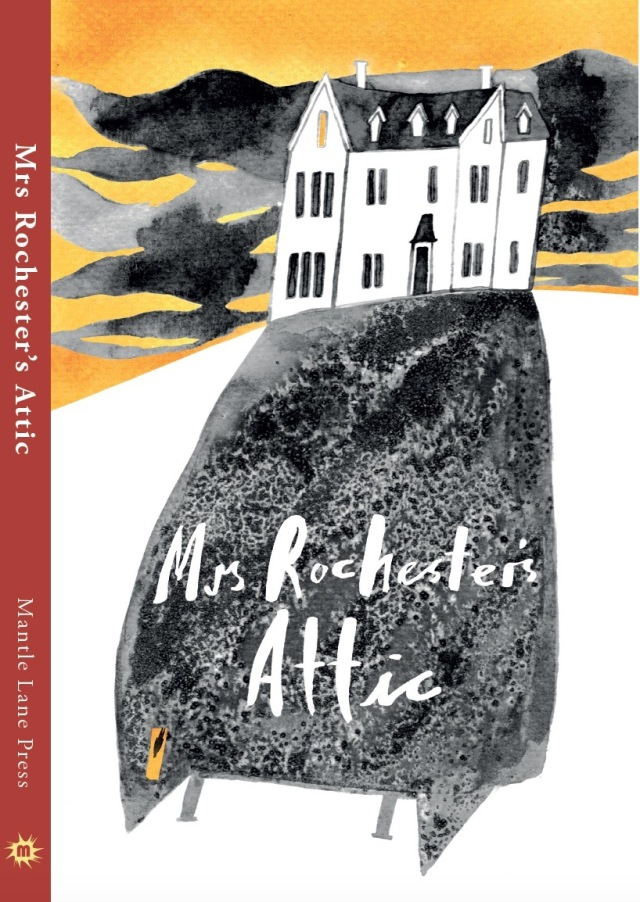 Mrs Rochester - Cover